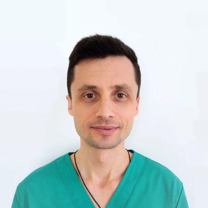 Marian Gireada, Terapeut Bowen