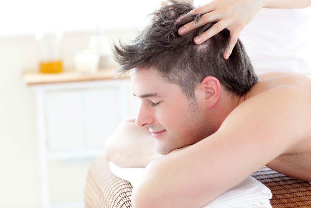 Masajul indian al scalpului - beneficii